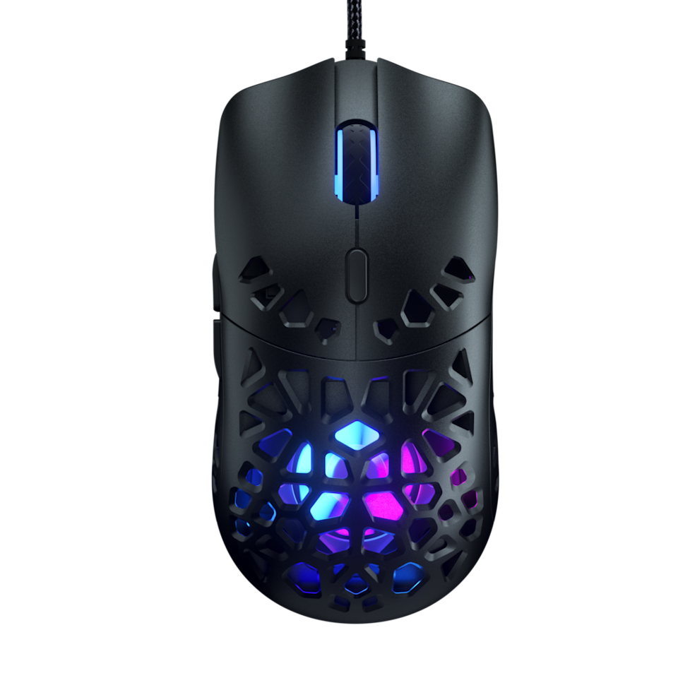 """Marsback's Zephyr Pro ($59) is the first """"sweatproof"""" mouse with a built-in fan to keep your palm cool."""