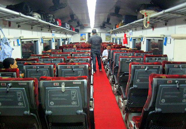 <p><b>Jan Shatabdi Express</b></p>Jan Shatabdi Express is the more affordable version of the Shatabdi Express which started operations in 2003. These trains offer to accommodate its travelers in both air conditioned and non-air conditioned classes.