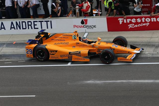 Will Alonso's second Indy 500 be tougher?
