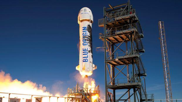 Jeff Bezos' Blue Origin reusable rocket launch set for Wednesday