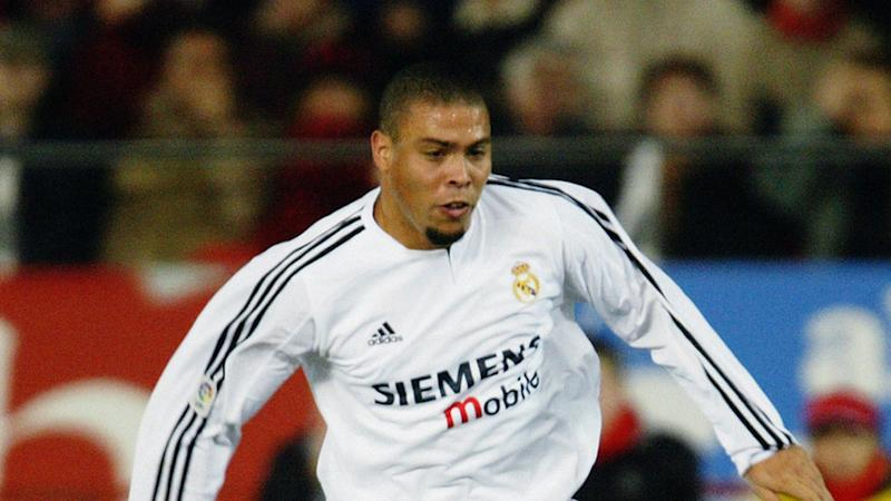 Ronaldo Real Madrid 2003-04