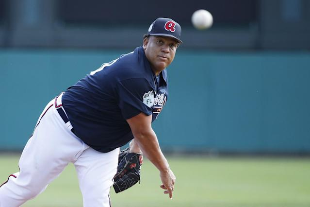 Maybe Bartolo Colon and the Braves can be better than many people expect. (Getty Images)