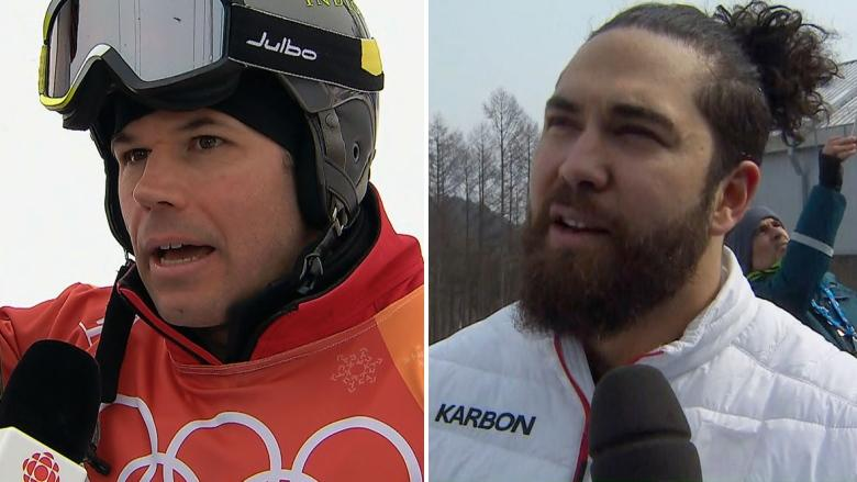 Canada's Anderson, Spring go on Olympic-sized rants after rough results
