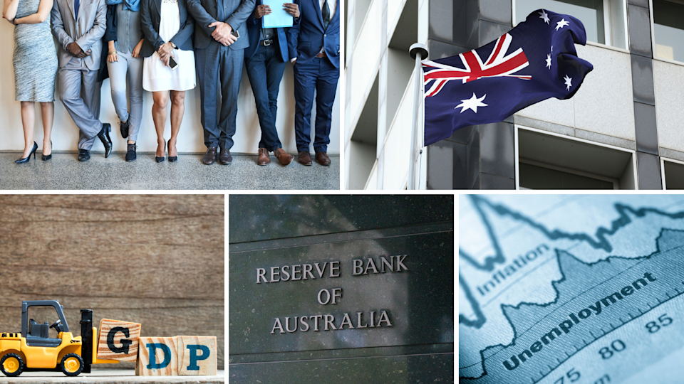 RBA, GDP, unemployment and our economy. Source: Getty Images