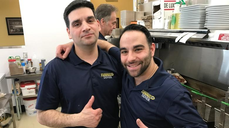 Building from success: Former John's Lunch brothers open new diner