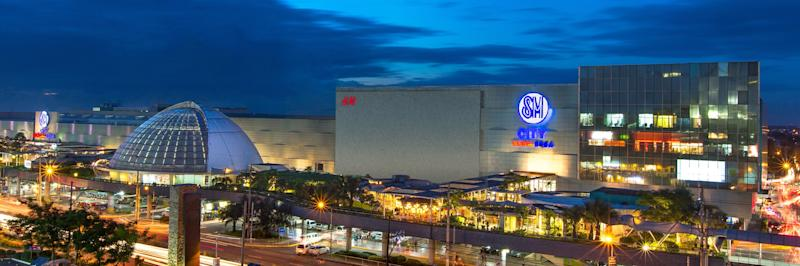 SM North Edsa. Photo: SM Supermalls website