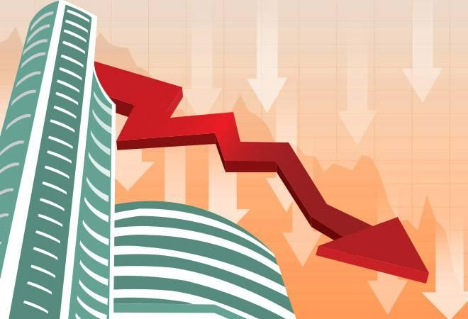 The Sensex was trading 209.22 points, or 0.58 per cent, lower at  35,925.09. The index broke its six-session rising streak on Tuesday,  ending 106.69 points, or 0.29 per cent, down at 36,134.31.<br />