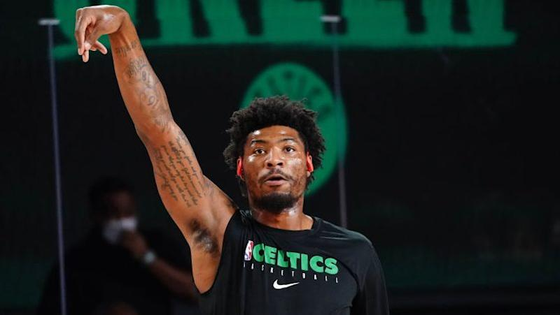 Celtics try to play down postgame yelling, things thrown in locker room