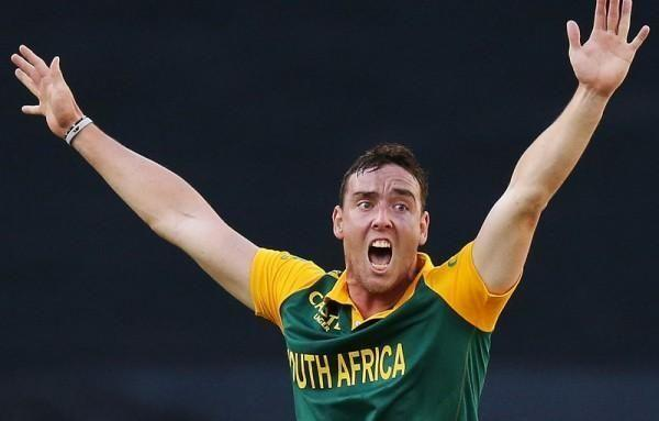 Kyle Abbott was part of CSK squad in 2015