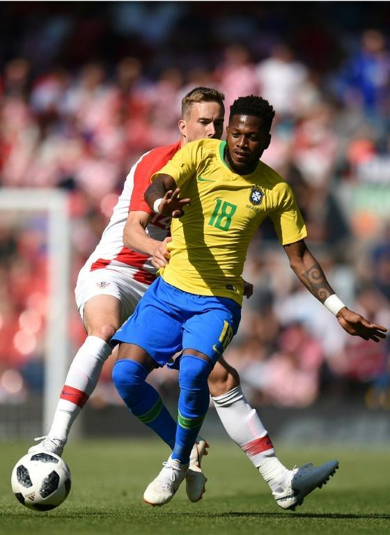 "Fred featured in the recent friendly win over Croatia at Anfield and said he could only benefit from a move to the ""biggest club in the world"""