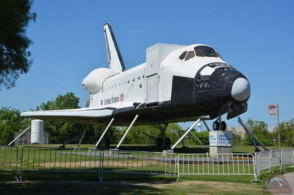 Houston Space Shuttle Replica's New Name to Be Revealed Oct. 5