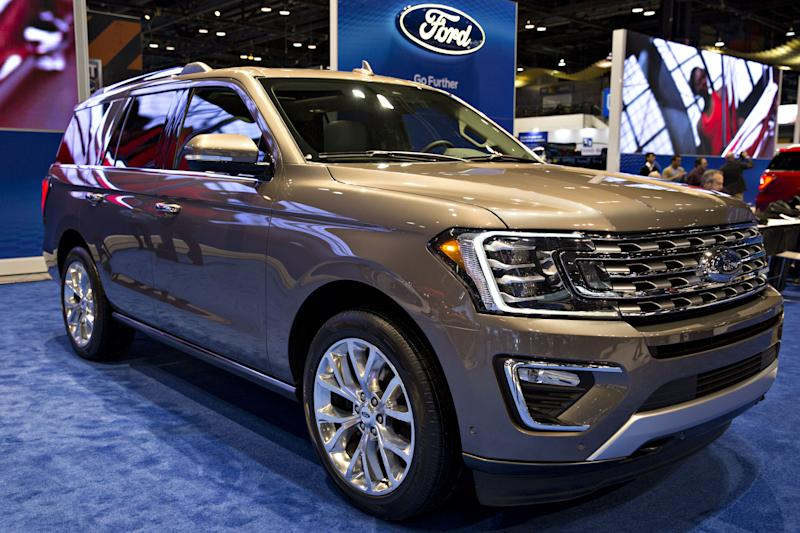 2018 Ford Expedition to Get Live-Streamed Cable, Satellite TV