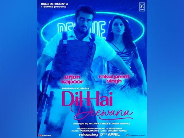 Poster of 'Dil Hai Deewana' (Image source: Instagram)