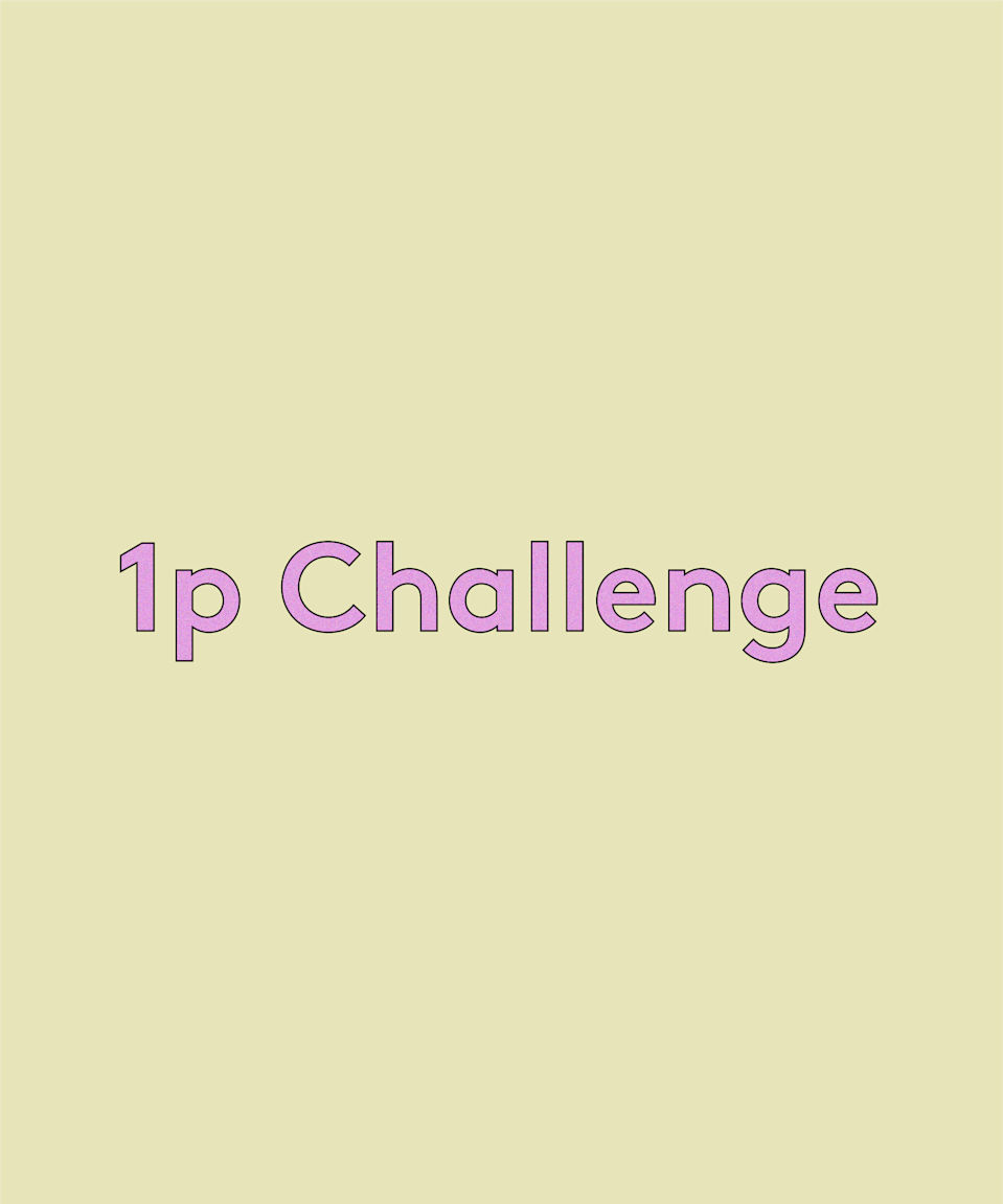 """<h2>1p Challenge</h2><br>The 1p Challenge is one of the most popular saving challenges there is – probably given the suggested magic of turning 1p into £667.95 in a year.<br><br>The premise is simple: you start by saving 1p, and then the next day you save what you saved before, plus 1p. So day 1 = 1p, day 2 = 2p, day 3 = 3p and so on, all the way up to day 365 which is £3.65. While the increments are small, the savings are incredibly satisfying.<br><br>Thanks to the challenge's popularity, you can find several free calendars and <a href=""""https://moneysavingcentral.co.uk/1p-saving-challenge"""" rel=""""nofollow noopener"""" target=""""_blank"""" data-ylk=""""slk:planners online"""" class=""""link rapid-noclick-resp"""">planners online</a> to help you keep track, too."""