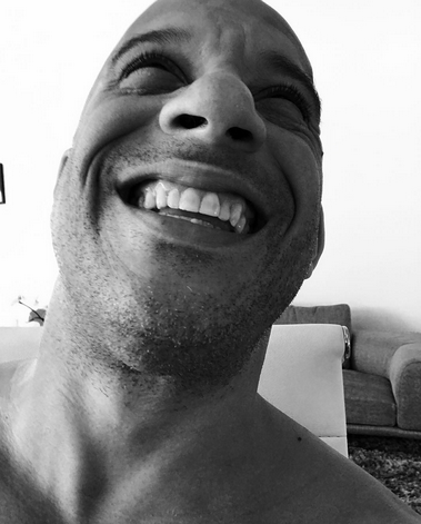 """<p>The shirtless <em>Fast and Furious</em> star was all smiles and love for the Fourth. """"Hope you are all enjoying this holiday weekend… All love…"""" (Photo: <a rel=""""nofollow noopener"""" href=""""https://www.instagram.com/p/BWJRgn5HBrl/?amp%3Bhl=en"""" target=""""_blank"""" data-ylk=""""slk:Vin Diesel via Instagram"""" class=""""link rapid-noclick-resp"""">Vin Diesel via Instagram</a>) </p>"""