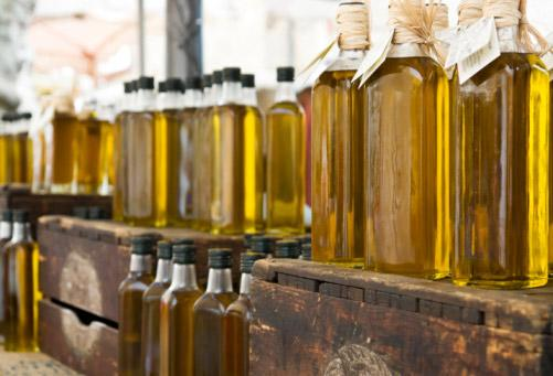 Olive Oil Scam