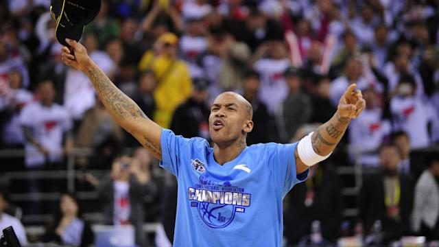 Marbury, a two-time NBA All-Star, says his international experience as a three-time champion in China makes him worthy of the hall of fame.