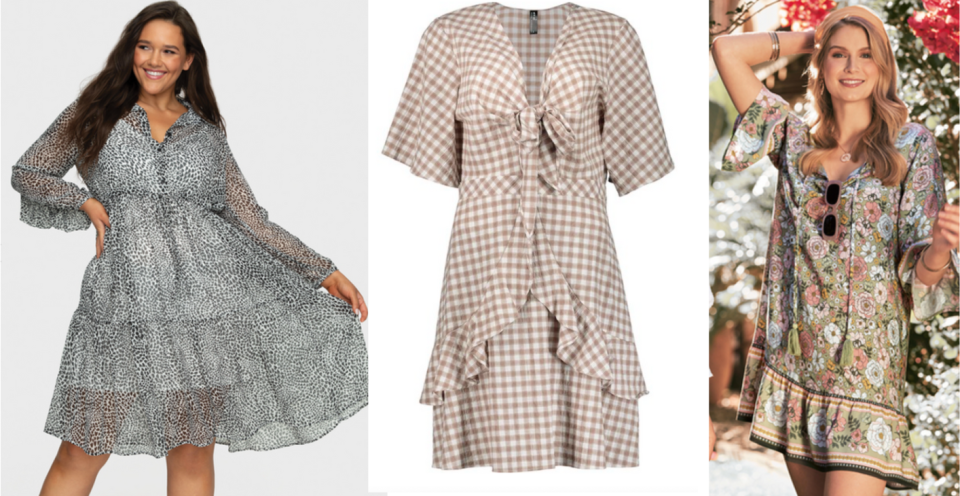 spring dresses from Best&Less