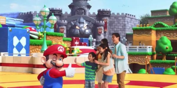 Super Nintendo World se presenta oficialmente con un video musical
