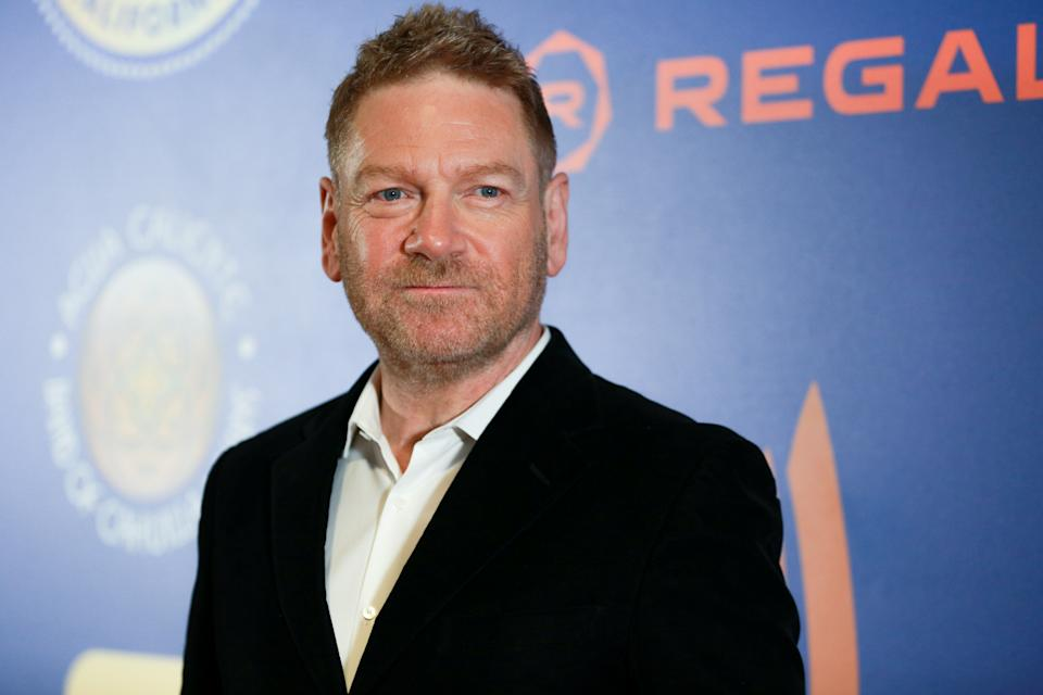 Kenneth Branagh attends the Opening Night Screening of