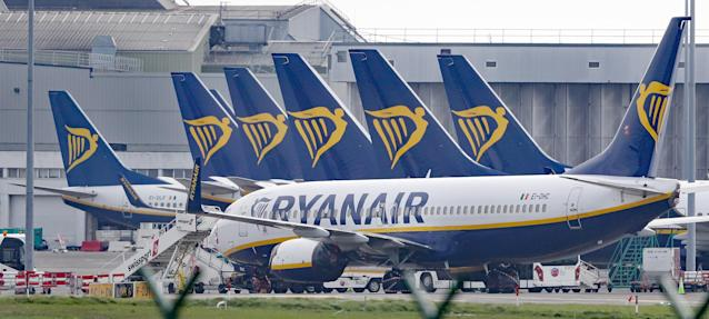 'After four months, it is time to get Europe flying again', said Ryainair chief executive Eddie Wilson. (PA)