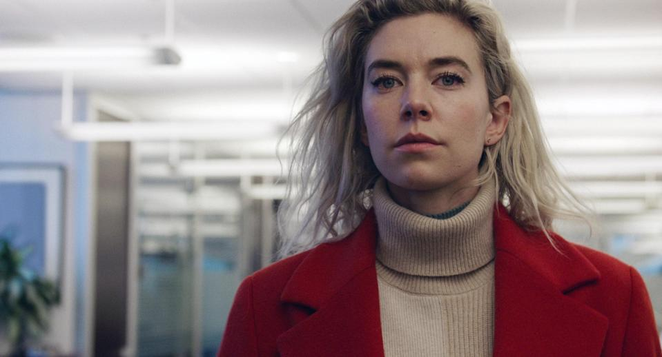"""<p><strong>Nominated for:</strong> Best Actress in a Leading Role (Vanessa Kirby)</p> <p><strong>What it's about:</strong> After her baby dies minutes after being born, a woman struggles to process her tragic loss, and places the blame on the inept midwife who attended her.</p> <p><strong>Where to watch:</strong> <a href=""""https://cna.st/affiliate-link/2Z6F81fjBAMUbaw55t2E8q41eU5eDQYHEH5vMP7s8X5gXGxyxd3zMWPNSLVfSbD6S5rxYoM8tGAYsiVuAMA5effnUNLk?cid=606f21418dca6fcd0ba1fc65"""" rel=""""nofollow noopener"""" target=""""_blank"""" data-ylk=""""slk:Stream now on Netflix"""" class=""""link rapid-noclick-resp"""">Stream now on Netflix</a></p>"""
