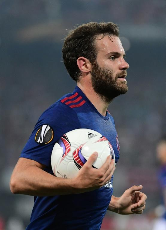 Manchester United's Juan Mata was a £37.1 million signing from Chelsea in 2014