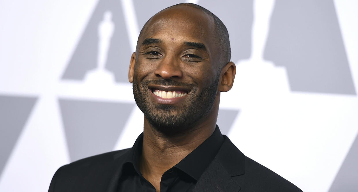 Former NBA star Kobe Bryant was supposed to spend this weekend on the jury of the Animation Is Film Festival in L.A., but those plans have changed. (Getty Images)