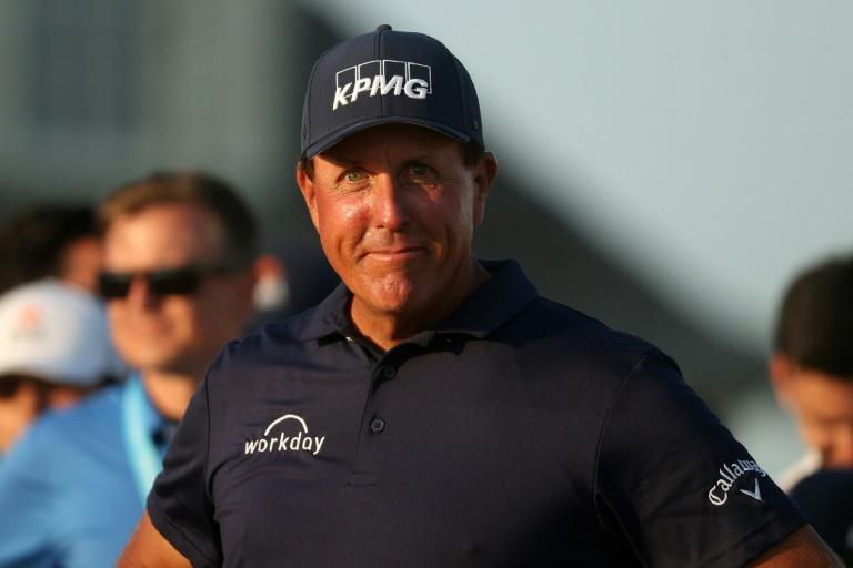 Ageless American Phil Mickelson has his sights on the US Open after capturing his sixth major title at the PGA Championship