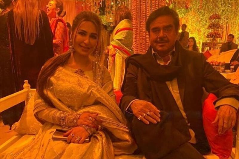 Shatrughan Sinha Attends Wedding in Pakistan, Draws Social Media Ire