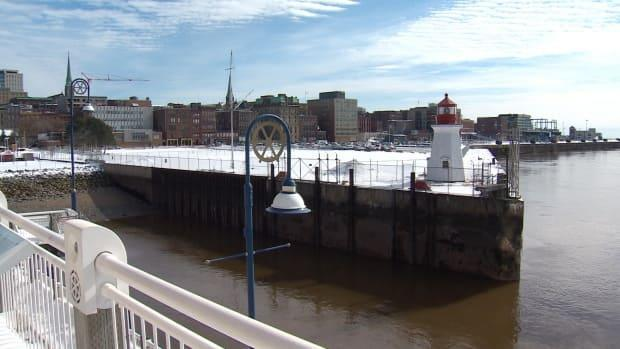 The public has been providing input on what the old Coast Guard site and other public spaces on the Saint John waterfront should look like.   (Roger Cosman/CBC - image credit)