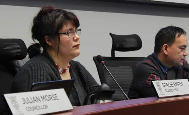 'There is more to ending homelessness than just providing a home,' said Yellowknife city councillor Stacie Smith.