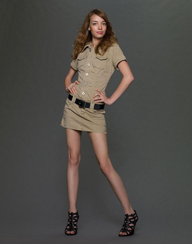 """Rachel, a 5'5"""" 18-year-old customer service representative from Woodland, California, is one of the 14 participants in Cycle 13 of <a href=""""/america-39-s-next-top-model/show/35130"""">""""America's Next Top Model.""""</a>"""