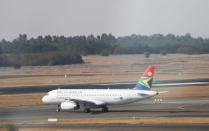 South Africa's national airline SAA restarts flights after year-long hiatus