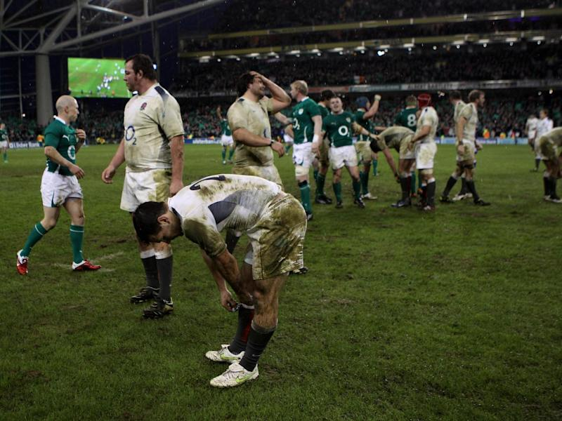 Ireland denied England the Grand Slam in 2011 (Getty)