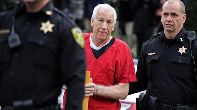 A Penn State trustee has come under fire for minimizing the suffering of Jerry Sandusky's victims.