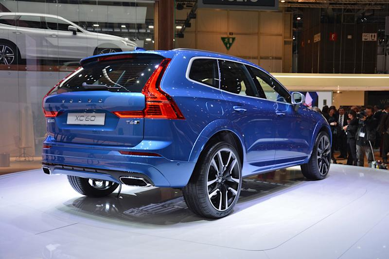 volvo mile electric range xc