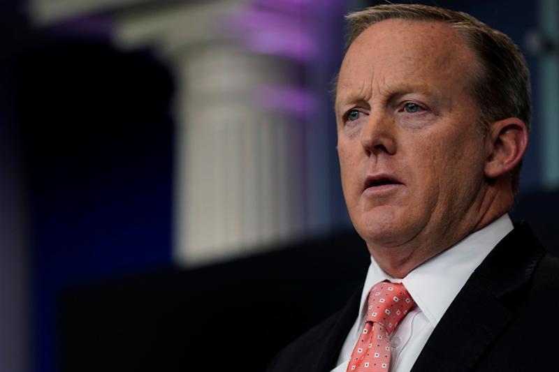 Sean Spicer May Have A New Role At The White House, Reports Say