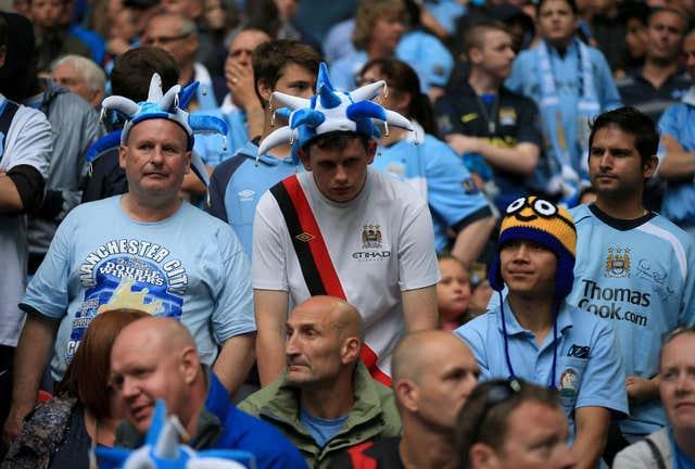 City supporters have seen plenty of ups and downs