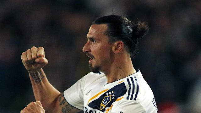 After a fine spell at LA Galaxy, Zlatan Ibrahimovic is set to leave the club after making a characteristically cheeky announcement.