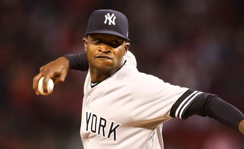 Yankees pitcher Domingo German put on leave over domestic violence