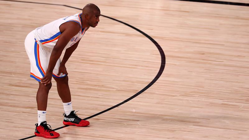 Chris Paul says Scott Foster intentionally penalized him in Thunder's Game 7 loss to Rockets