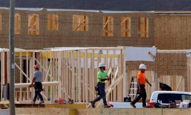 Coun. Jason Lejeune says there is a construction boom in Fredericton, but the city is still losing affordable stock.  REUTERS/Patrick Doyle (Patrick Doyle/Reuters - image credit)