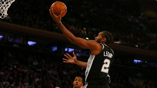 Executives around the league say it's near impossible that the Spurs and Kawhi Leonard can work out their differences in time for the NBA Draft, leaving San Antonio in a difficult spot.