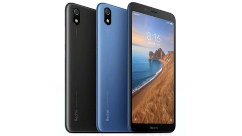 Redmi 7A with 4,000mAh battery goes official in China