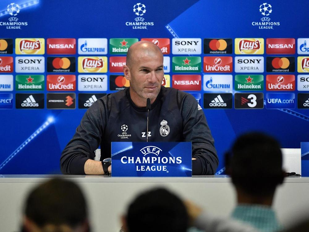 Zidane has confidence in Isco to step into the first-team (Getty)