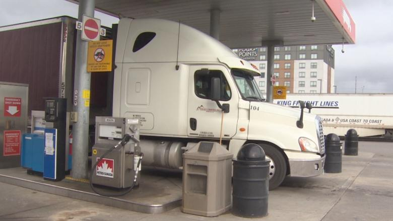 Truckers take cautious approach to all-electric vehicles
