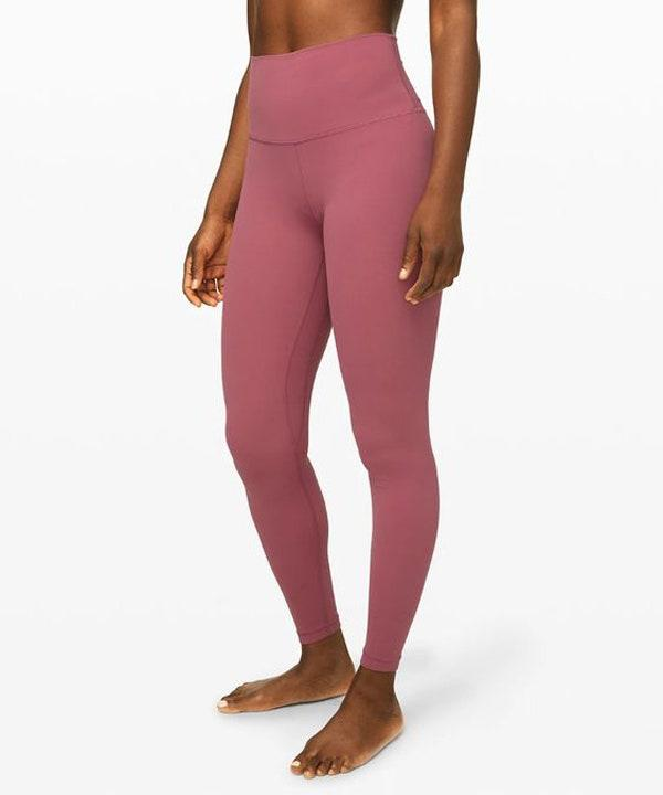 """If your BFF is an aspiring TikToker or just loves a pair of good leggings, this option from Lululemon checks both boxes. $98, Lululemon. <a href=""""https://shop.lululemon.com/p/women-pants/Align-Pant-Full-Length-28/_/prod8780551?color=33403"""">Get it now!</a>"""