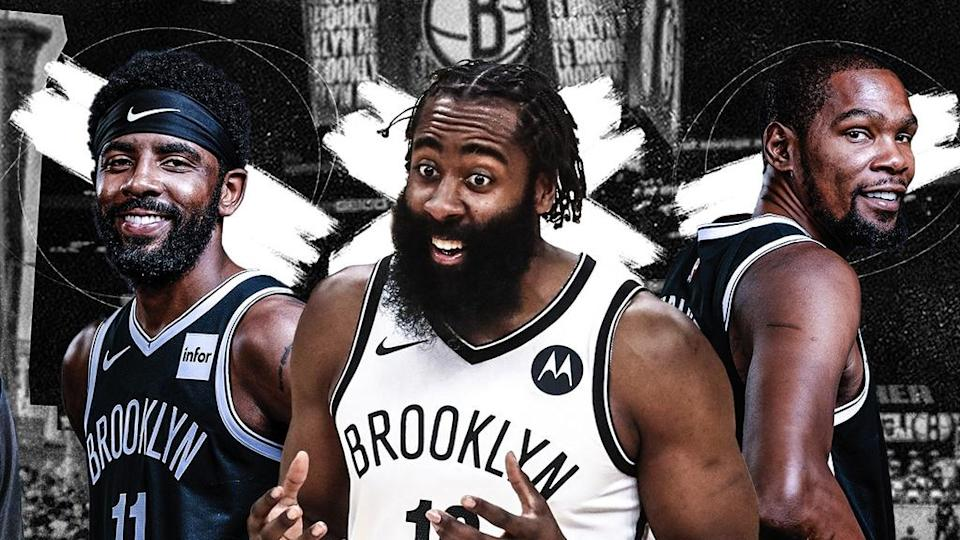 Kyrie Irving/James Harden/Kevin Durant Treated