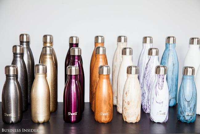 9abecd7c0a It's sort of unbelievable': A reusable water bottle that won over ...